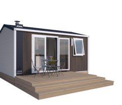 mobil home camping vitamin 4 étoiles à Dieppe