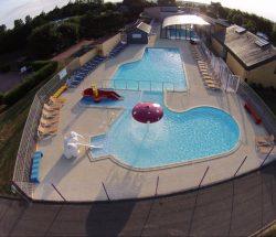 camping normandie avec parc aquatique