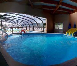 camping cote normande avec piscine