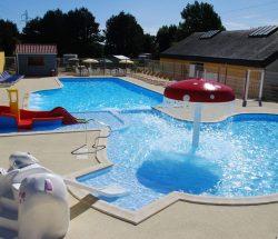 Vitamin 4 étoiles : camping normandie avec piscine couverte et chauffée